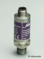 Pressure transmitter SUCO 0660100411002, 4-20 mA, 0-1 bar (0-14.5 psi), G1/4-E, M12