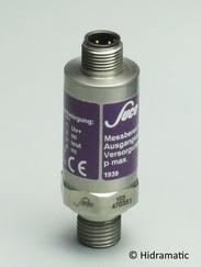 Pressure transmitter SUCO 072025241B002, 4-20 mA, 0-250 bar (0-3620 psi), G1/4-E, M12
