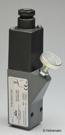 Pressure switch SUCO 0159426141001 - NBR - 0159-42614-1-001