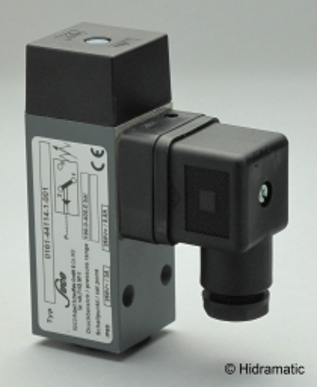 Pressure switch SUCO 0161439141001 - NBR - 0161-43914-1-001