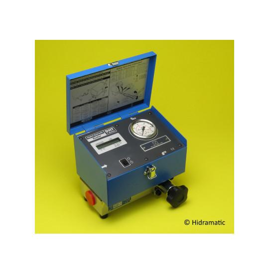 Portable Hydraulic Tester WEBTEC DHT401B6